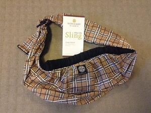 Balboa Baby Ring Sling Carrier-$20