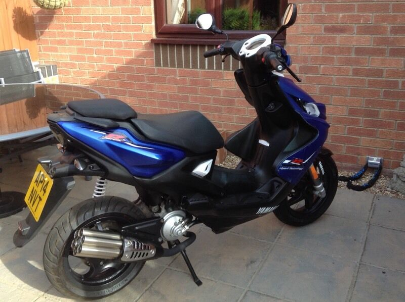 Yamaha Aerox Gumtree