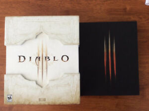Diablo III edition collector avec guide