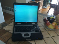 Laptop HP Compaq NC8000, 1GB RAM, 160GB DD