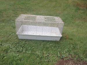 Rabbit cage/carrier