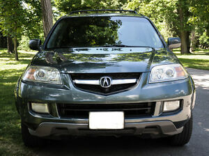 PRIVATE SALE-ACURA MDX SUV-TOURING SPORT-FLORIDA CAR