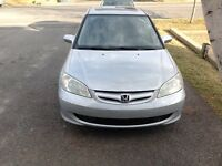 2005 Honda Civic Sedan 1.7 L Bonn condition