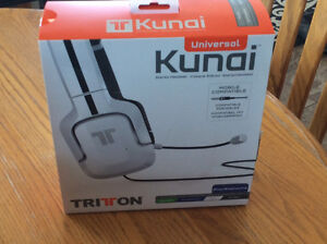 Triton Kunai (wired headset) Regina Regina Area image 1