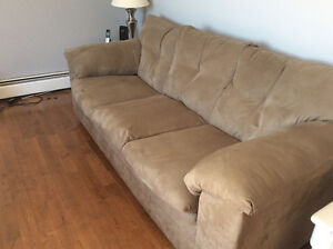 Very comfortable couch
