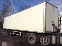 Wilson TRI AXLE BOX TRAILER