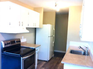 LACOMBE:  FOR RENT LARGE 2BR APARTMENT WITH BALCONY