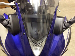 Mirror Extenders Spacers Yamaha R3 YZF-R3 2015 2016