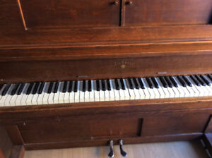 Upright Amherst Piano