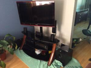 Meuble TV télévision rangement multimédia à vendre