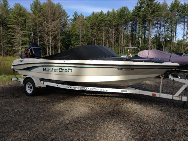 1998 Mastercraft Power star