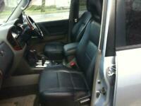 2004 Mitsubishi Shogun 3.5 V6 GDI Elegance 5dr Auto PAJERO LEATHER FRESH IMPORT