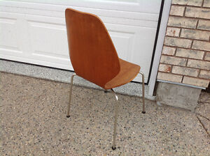 Bent Wood Mid Century Chair Regina Regina Area image 5