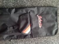 Fishrite rod bag in good condition, 6ft long.