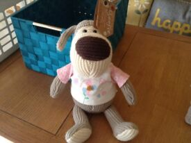 Boofle Bear with Tag