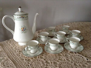 17pc Wedgewood coffee/ tea set - Brand new Oakville / Halton Region Toronto (GTA) image 1