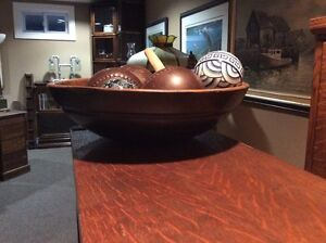 Antique butter bowl and balls Cambridge Kitchener Area image 2