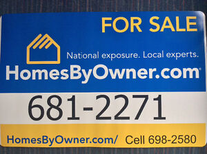 List and sell your home commission free with homesbyowner.com