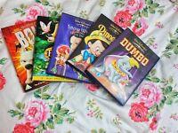 5 Disney DVDS!