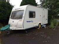 BAILEY RANGER Model 460/2 (Two Berth). - New: Sept 2006. Newcastle-under-Lyme.