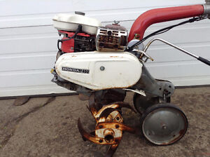 HONDA F400 ROTOTILLER RUNS GOOD $375.00
