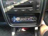 Sony car cd sub iPod player,