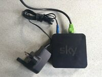Sky wifi connection box for sky set top boxes