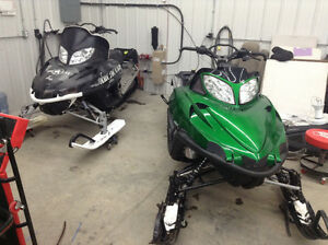 PARTING OUT 2008 2009 arctic cat 1000. M and crossfire