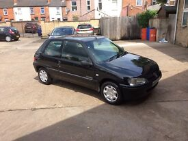 Peugeot 106 Independence 1.1 2002 F/S/H