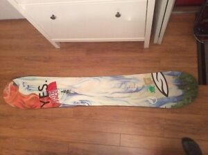 Yes Snowboards - Pick Your Line 159cm