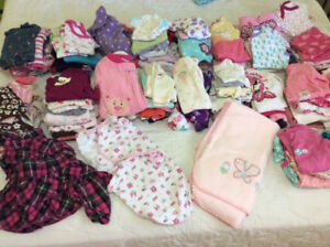 0-12 month baby girl clothes