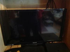 32 Inch LED 1080P HD Flatsreen TV