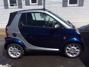 2006 Smart Fortwo CDI Cabriolet