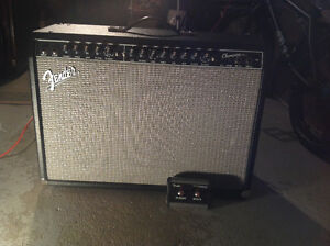 Fender Amplifier ... In excellent condition a  must see !