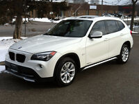 2012 BMW X1 2.8i X-DRIVE - BLUETOOTH|PANORAMIC|NO ACCIDENT