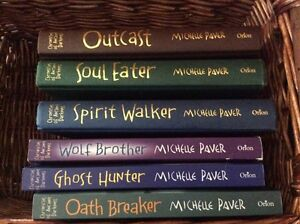 Chronicles do Ancient Darkness book set Peterborough Peterborough Area image 1