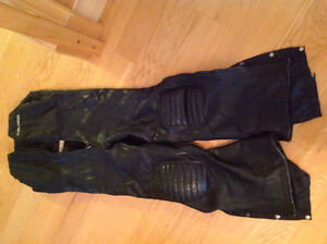 Mens leather snow mobile suit Strathcona County Edmonton Area image 2
