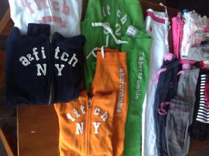 Lot vêtements fille 8-10 // girls clothes 8 -10