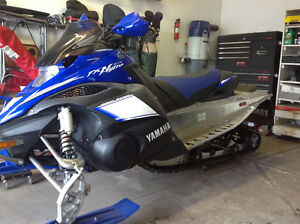 REDUCED-2009 Yamaha Nytro XTX-1,050 cc-LIKE BRAND NEW!!