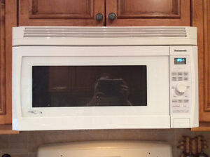 Great Panasonic over the range  microwave