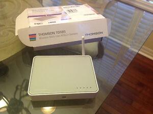 Thomson TG585 wireless multi-user Oakville / Halton Region Toronto (GTA) image 3