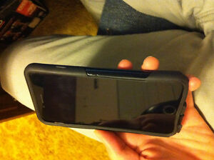 Iphone 6 16gb locked with glass screen protector Cambridge Kitchener Area image 1