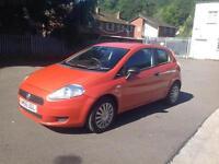 Fiat Grande Punto 1.2 Active White
