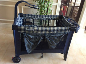 Playpen with Bassinet (Still Available)