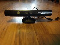 Xbox Kinect with 2 Games