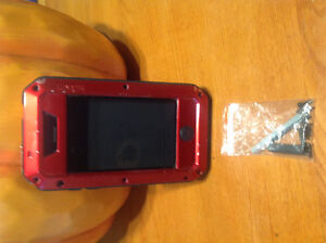 Iphone 4 Armor Case and digitizer screen with tools