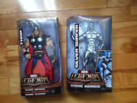 Marvel Legends Icon Series Thor and Silver Surfer