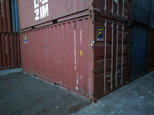 20' 40' Used and New storage containers for sale