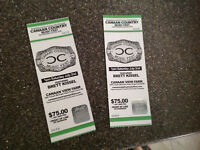 Canaan Country Music Festival Tickets