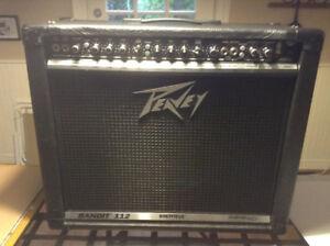 Guitar Amp Peavy Bandit 112S (80 watt)